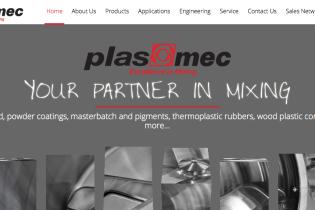 Plas Mec: new website launch