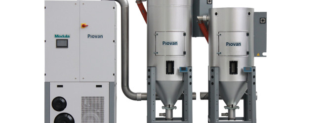 Modula, the high-efficiency drying solution from Piovan