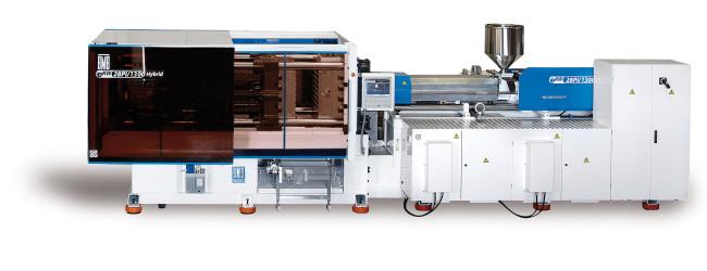 BMB at Fakuma: Full Electric machine, model eKW28Pi/1300