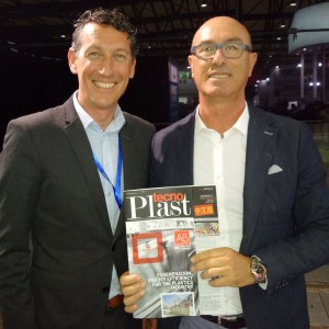 Craig Ward and Tiziano Caprara, Negri Bossi