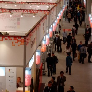 chinaplas German pavillon