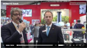 k2016 video interview Moretto