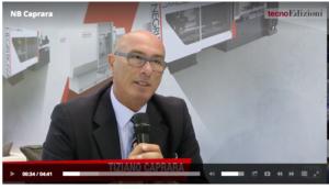 k2016 video interview Negri Bossi Tiziano Caprara