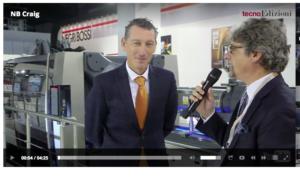 k2016 video interview Negri Bossi Craig Ward