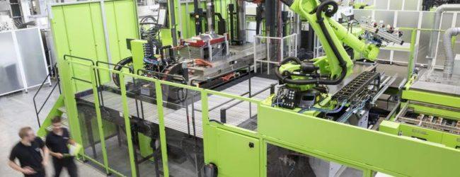 Engel at JEC world: maximum efficiency for complex composite processes