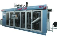 WM Thermoforming Machines at Chinaplas 2017