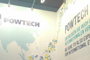 Powtech 2017 our photogallery !