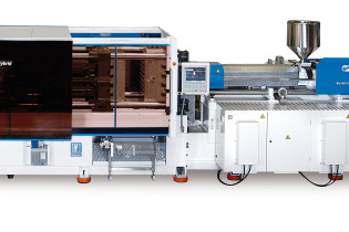 BMB at Fakuma: Full Electric machine, model eKW28Pi/1300