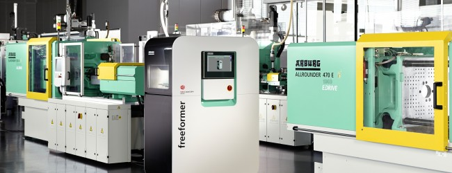 Chinaplas 2016: Arburg to exhibit complete plastic parts production range