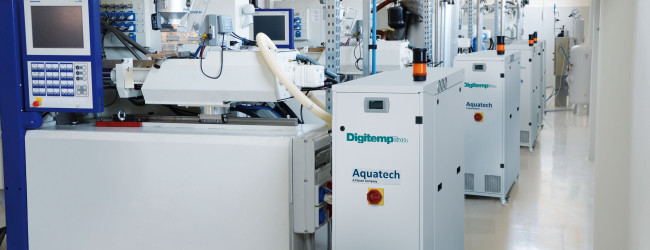 Flexcool, utmost flexibility of application and efficiency of operation from Aquatech