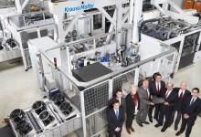 Politec Plastics relies on the system expertise of KraussMaffei