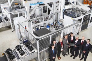 Politec Plastics relies on the system expertise of KraussMaffei