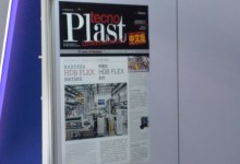 Tecnoplast at Chinaplas: what a good first day! 40,264 visitors!
