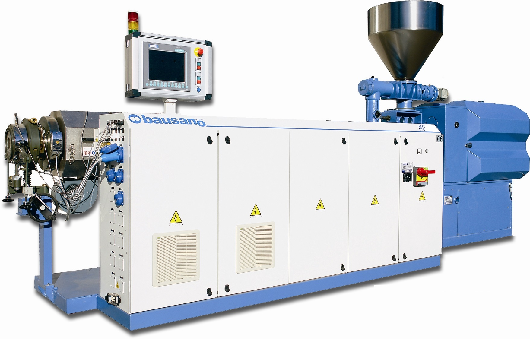 Image result for bausano extruders