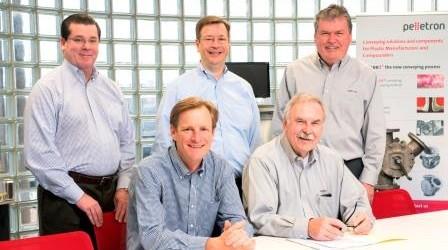 IPEG acquires Pelletron