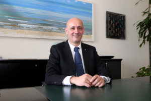 out the President of Sacmi, Paolo Mongardi