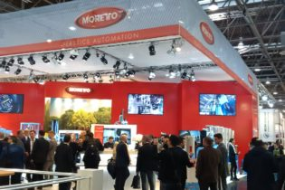 Moretto sees record number of visitors at K 2016