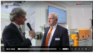 k2016 video interview Leistritz