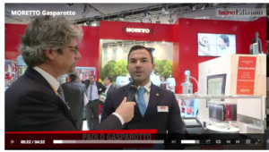 k2016 video interview Moretto Gasparotto
