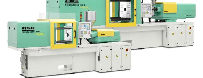 "Interplastica 2017: Arburg heralds a ""golden"" electric era"