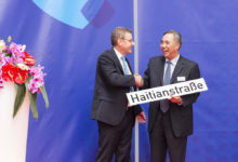 "Ebermannsdorf: ""Haitianstrasse"" is now officially registered"