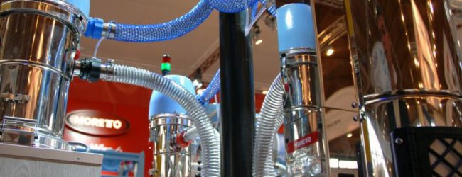 Moretto attending Interplastica