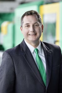 Alfredo Adolfo Schnabel Fuentes has been the Managing Director of Arburg Brazil since January 2017.