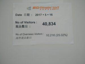 Chinaplas 2017