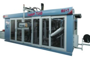 WM Thermoforming Machines at Chinaplas 2017
