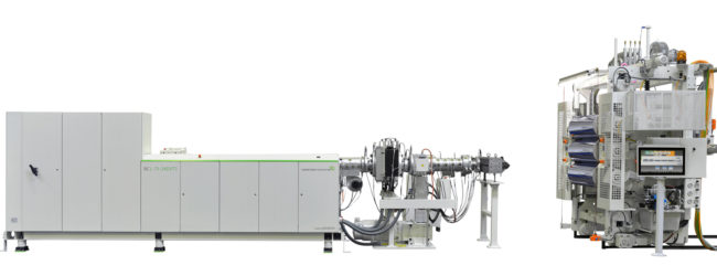 battenfeld-cincinnati: next-generation extrusion machinery at Equiplast