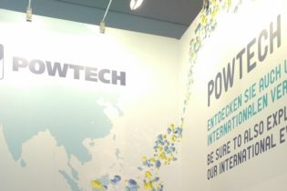 Powtech 2017 our photogallery !