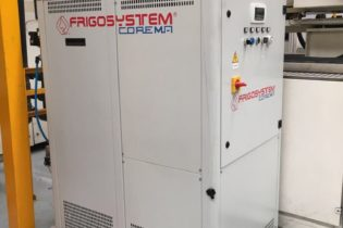 Frigosystem Corema: efficiency, accuracy and energy saving in the mold temperature control