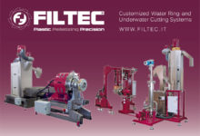 Granulators and pelletizers by Filtec
