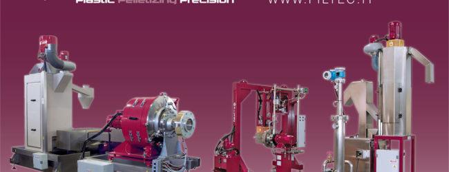 Granulators and pelletizers by Filtec