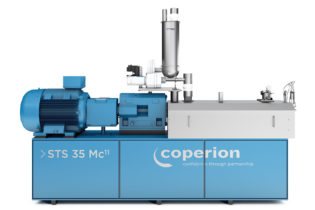Coperion and Coperion K-Tron:total technology solutions for plastics processing at Chinaplas 2018
