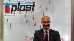 Mario Maggiani General Manager AMP Amaplast
