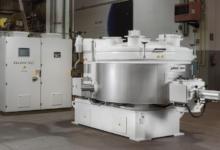 Plas Mec: giant mixer for Thermoplastic Elastomers (TPE)