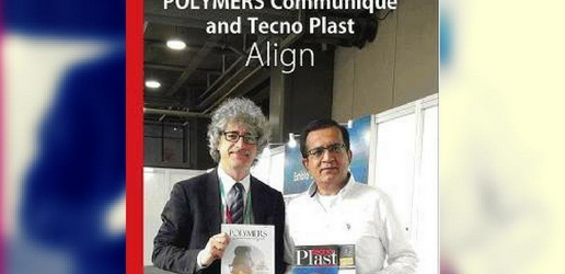 Tecnoplast, crossing boundaries. New partnership with POLYMERS Communiqué