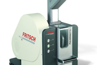Premium combination for pre and fine grinding by Fritsch