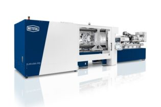Netstal at Fakuma: ELIOS 4500 with highly precise and fast thin-wall application