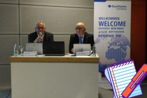Sumitomo (SHI) Demag press conference