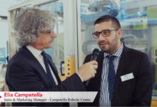 Fakuma 2018, Elia Campetella, Sales & Marketing Manager – Campetella Robotic Center