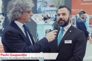 FAKUMA 2018: Moretto presents his concept of Efficiency 4.0