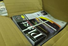 Tecnoplast magazine at Interplastica 2019