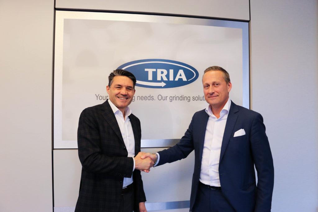 Stefano Venturelli new TRIA CEO