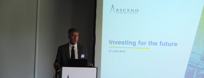Ascend Performance Materials: a new portfolio of specialty polymers at K 2019