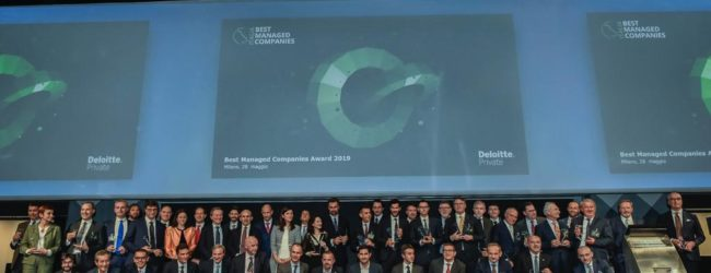 Biesse Group is among the Best Managed Companies receiving recognition from Deloitte
