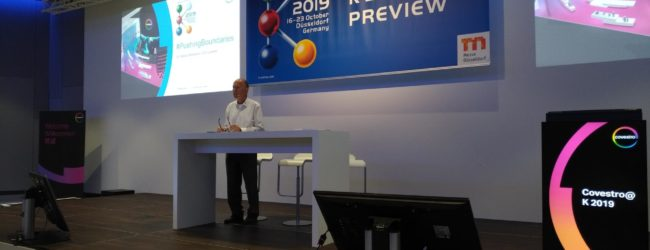 Covestro at K 2019: pushing the boundaries for a sustainable and digital world