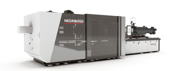 NOVAs600T, a new range by Negri Bossi