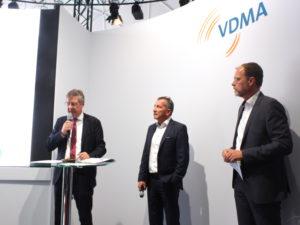 VDMA press conference
